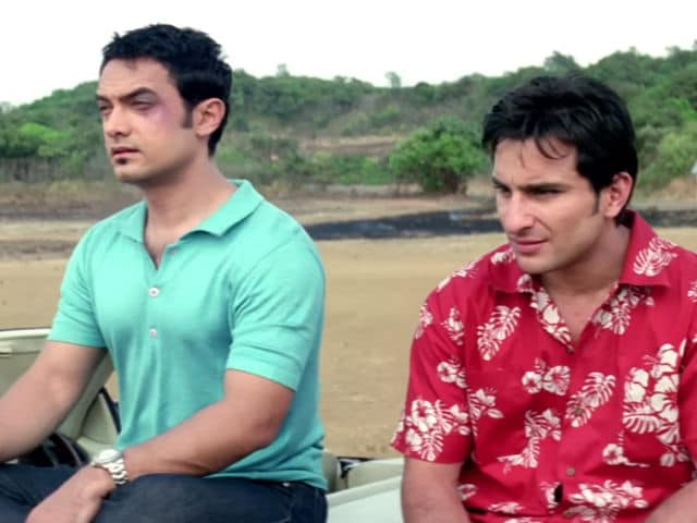 The Popular Loner- Dil Chahta Hai
